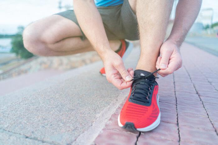 que comer antes y después de correr